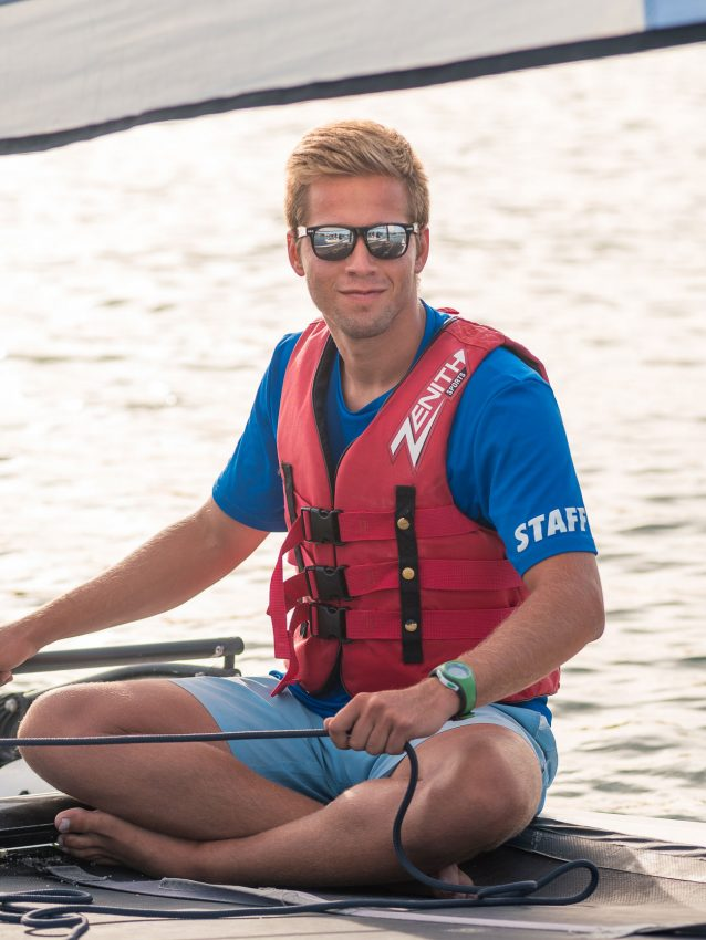 florent barra team artur watersports academy