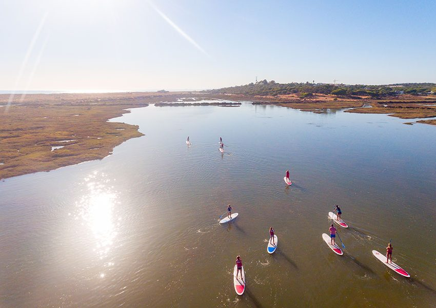 ECO TOUR DE SUP OU KAYAK