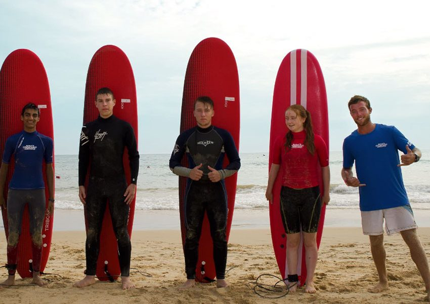 surf artur watersports academy
